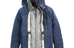 Timberland Mens Trimount 3 in 1 Waterproof Parka Jacket RRP 299EUR