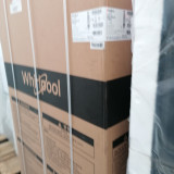 White goods mix 80% is new 20 for inspected whirpool indesit