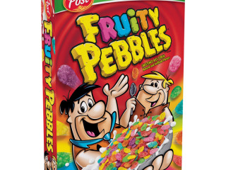 Cereales Post Fruity Pebbles 11oz / 12ct