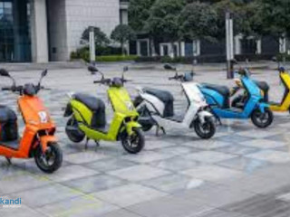 LIFAN E3 MOPED / SCOOTER ELÉCTRICO