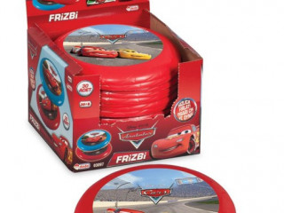 Coches Frisbee