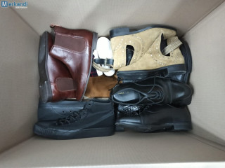 INDITEX STOCK SHOES LOT OF 4000 PAIRS
